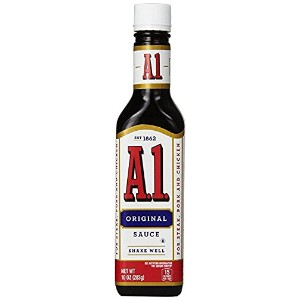 A1 Original Steak Sauce 283g  [並行輸入品]