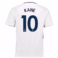 2017-18 Tottenham Home Shirt (Kane 10) - Kids