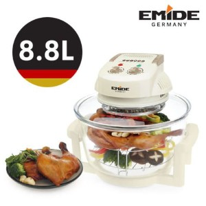 220V Emide Home & Kitchen LightWave Oven 8.8 WE-CO1200220V Emideホーム&キッチンライトウェーブオーブン8.8 WE-CO1200 ...