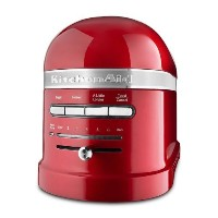 KitchenAid KMT2203CA Toaster - Candy Apple Red Pro Line Toaster [並行輸入品]