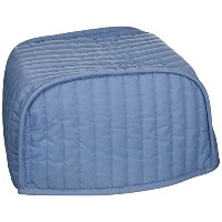 Ritz Quilted Toaster Oven/Broiler Cover, Light Blue [並行輸入品]