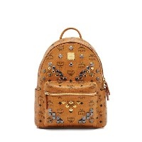 ★【MCM 正規品】★ SMALL STARK BACKPACK★MMK6SVE19CO★【EMS無料発送】★