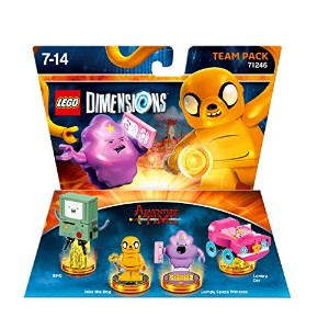 LEGO Dimensions: Adventure Time Team Pack (輸入版)
