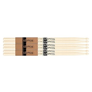 LA Specials by Promark 5A Hickory Drumsticks 3-pack [並行輸入品]
