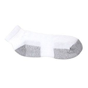 フルーツオブザルーム FRUIT OF THE LOOM 正規品 靴下 MEN'S 10PK ANKLE SOCKS M4500W12ZUS Size.6-12 (コード:4057684201-1)