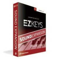 TOONTRACK EZ KEYS SOUND EXPANSION / BOX