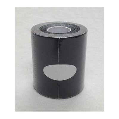 Therapist's Choice Kinesiology Tape 3x13.6' Roll (Black) by Therapist's Choice