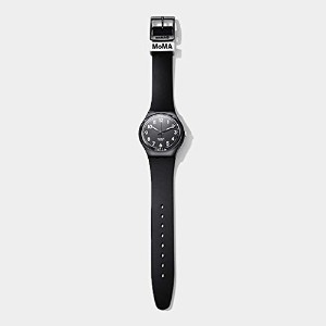 Swatch ウォッチ ブラック MoMA Limited Edition