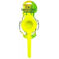 euro-ware – Commercialキッチン品質Citrus Squeezer – 2 in 1レモン&ライムレモン絞り器