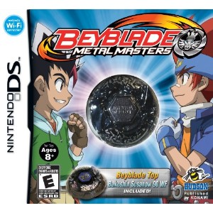 Beyblade: Metal Masters Collector's Edition (輸入版)