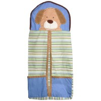Carter's Puppy Pride Diaper Stacker - blue/brown, one size by Carter's