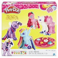 [プレードウ]Play-Doh My Little Pony Make 'n Style Ponies B0009 [並行輸入品]