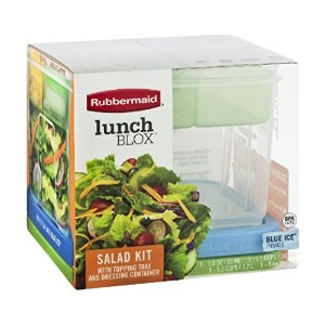 Salad Kit Lunch Box by Rubbermaid