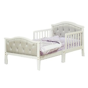 Orbelle Trading Padded Toddler Bed by Orbelle Trading
