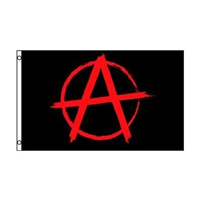 ANARCHY Flag by Fifi