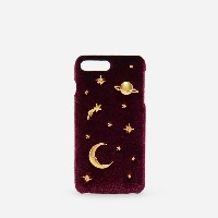 【SALE 30%OFF】キャラクシーiPhoneカバー (iPhone 7 PLUS用) / GALAXY iPHONE COVER (iPhone 7 PLUS) レディース