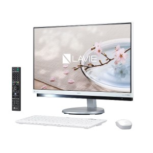 新品 NEC LAVIE Desk All-in-one PC-DA770GAW ファインホワイト.
