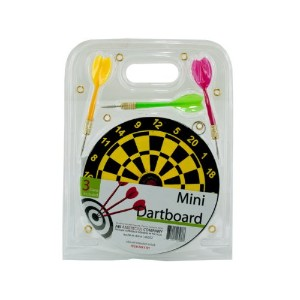 Mini Dartboard With 3つダーツ