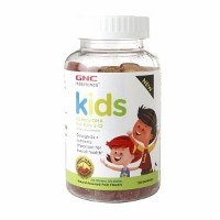GNC milestones Kids Gummy DHA For Kids 2-12 120 Gummies by gnc milestones