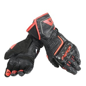 DAINESE(ダイネーゼ) CARBON D1 LONG GLOVES カーボン仕様の定番グローブ P75 S