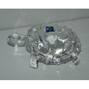 Odishabazaar Crystal Turtle Xtra Large Tortoise for Feng Shui and Vastu–Best Gift For Career and...