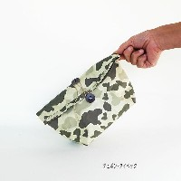 FLY BAG LUNCH BAG S CAMO【バッグ/エコバッグ/ランチバッグ】