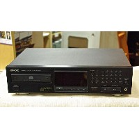 【中古】KENWOOD CDプレーヤー DP-5020