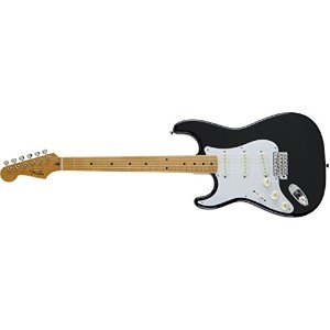 Fender エレキギター MIJ Traditional '50s Stratocaster® Left-Hand Maple Black