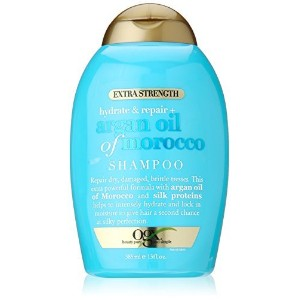 OGX Hydrate Plus Repair Argan Oil of Morocco Extra Strength Shampoo, 13 Ounce [並行輸入品]