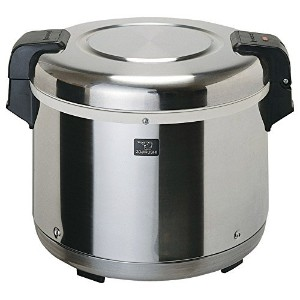 Zojirushi THA-803S 8-Liter Electric Rice Warmer, Stainless Steel [並行輸入品]