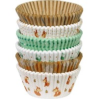 Wilton Baking Cups Value Pack, Assorted, Standard, Woodland Animals by Wilton Enterprises