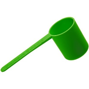Arcway Industries The Perfect Scoop Coffee Scoop - with Easy Directions, Fresh Green by Arcway...