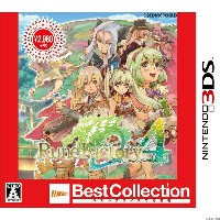 【新品即納】[3DS]ルーンファクトリー4 Best Collection(CTR-2-AR4J)(20171026)