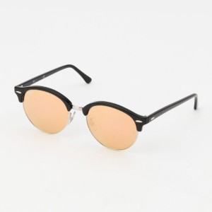 【GUILD PRIME ギルドプライム】 【Ray-Ban】MENS CLUBMASTER ROUND/RB-4246F ピンク メンズ