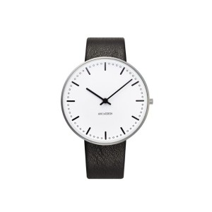 【NORDIC Feeling ノルディックフィーリング】 【ARNEJACOBSEN】Unisex ARNE JACOBSEN City Hall Watch Leather 40mm...