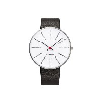 【NORDIC Feeling ノルディックフィーリング】 【ARNEJACOBSEN】Unisex ARNE JACOBSEN Bankers Watch Lether 40mm...