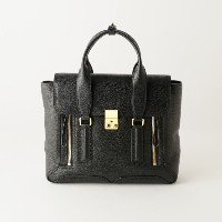 SALE【ギルドプライム(GUILD PRIME)】 【3.1 Phillip Lim】バッグ-MEDIUM PASHLI AC00-0179- ブラック