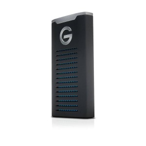 《在庫あり》G-Technology G-DRIVE mobile SSD R-Series drive 500GB [0G06052]