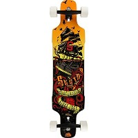 Sector 9 Dropper Red Comp - 9.6x41.8/29wb DT Pt [並行輸入品]