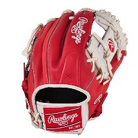Rawlings(ローリングス)軟式グラブ ゲーマーGAMER XLE 11.5 US Excess オールラウンド GXLE4SW RD 11.5