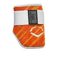EVOSHIELD MLB BATTERS SPEED STRIPE ELBOW GUARD エルボーガード 肘当て 各色 (2046120) (ORANGE(843)) [並行輸入品]