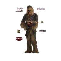 Chewbacca Wall Decal by Fathead