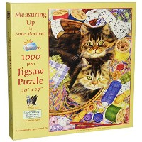 SunsOut 350551000Piece Measuring Upパズルアートとクラフト製品