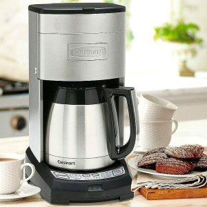 クイジナート コーヒーメーカー 10カップ Cuisinart 10-Cup Extreme Brew Elite Coffee Maker DCC-3750WS