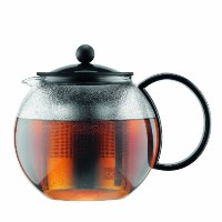Bodum Assam Tea Press with Stainless Steel Filter, 34-Ounce by Bodum