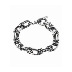 on the sunny side of the street / Byzatune maille Chain Bracele【ジャーナルスタンダード/JOURNAL STANDARD メンズ...