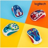 [LOGITECH] M238 2.4GHz wireless mouse / portable / Computer Accessories / Laptop / Mouse Pads
