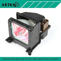 【vt40lp Projector Bulb with Housing互換for NEC vt440 vt450 vt540 ( by artki )】 b01n3otcz0