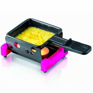 【訳あり】ボスカ 一人用 ラクレットBoska Holland 358116 Havana Collection Miniclette Fondue Set for Raclette Cheese