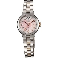[オリエント]ORIENT 腕時計 iO Sweet & Spicy Solar Quartz Ladies SWD02001W0 《逆輸入品》